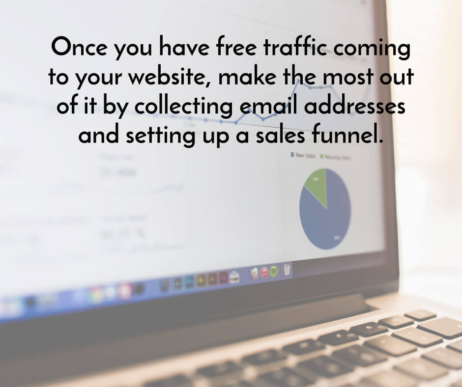 Free Website Traffic Checklist