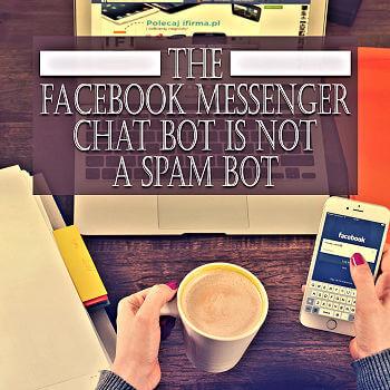 Messenger Bot Etiquette