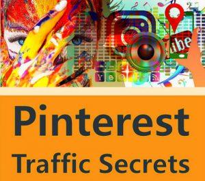 Pinterest Traffic Secrets Featured Image