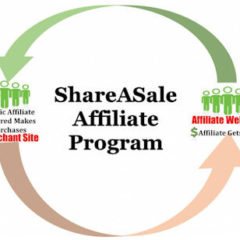 ShareASale Affiliate Program Featured Image