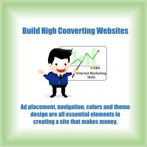 build high converting websites