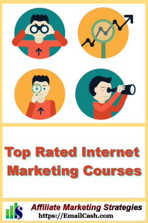 Top Rated Internet Marketing Courses