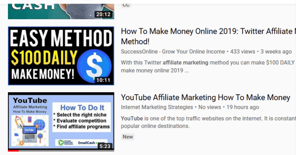 Verifying Your Video Ranking
