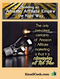 amazon affiliate empire